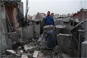 11 dead in rocket attack in syrian aleppo