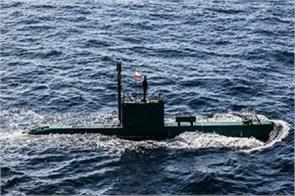 explosion in iran under submerged submarine 3 killed