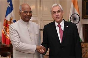 india and chile signed three mous