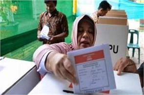 indonesia 270 election workers death overtime