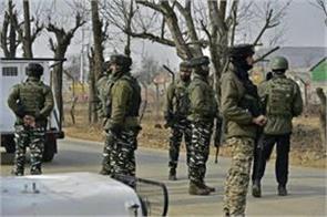 4 terrorists of lashkar e taiba killed in an encounter in pulwama