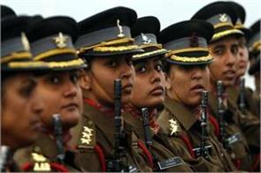 first time women recruitment open in army police