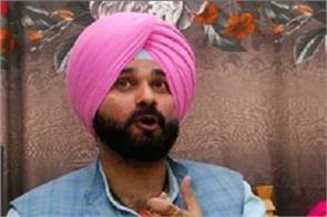 navjot singh sidhu speak against punjab lok sabha election 2019