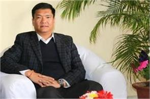 chief minister pema khandu richest in arunachal