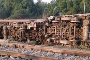 12 bins of purva express derailed 11 trains canceled after accident