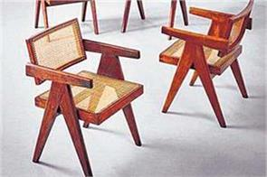 heritage furniture designed by pierre janre sold in 40 million
