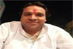 sarabha trader shot dead outside the house