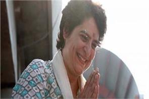 will decide the party s decision to contest elections against modi priyanka