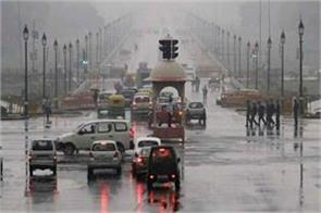 in next 24 hours many areas of north india including delhi panjab may rain