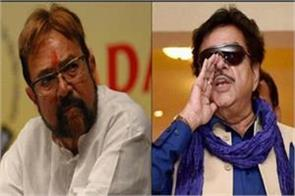 rajesh khanna friendship with shatrughna was defeated by losing 1st election