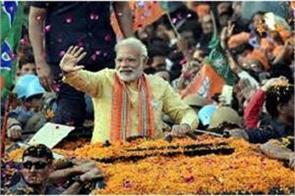 lok sabha election pm modi s road show will increase in ranchi today
