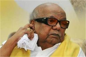 stalin detained karunanidhi for two years in the house palaniwaswamy