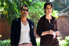 priyanka s varanasi on the election vadra said party will give responsibility