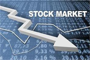 sensex rolls 185 points in open market red mark