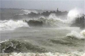 cyclonic storm fani in odisha indian navy alert