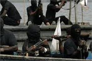 nigeria gunmen kidnap foreign oil workers