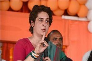 talk of hindus not pakistan during elections priyanka