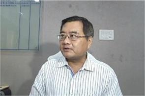palamu jharkhand s chief electoral officer l khyangte election preparations