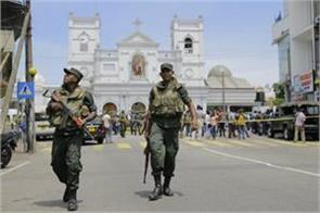 6 indians killed in serial blasts in sri lanka