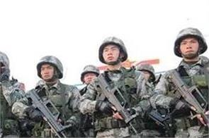 china military expenditure is almost four times that of india