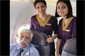 vistara comes under fire for tweeting deleting picture of retired major