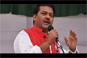 bjp aggravated with growing support of congress rajkishore