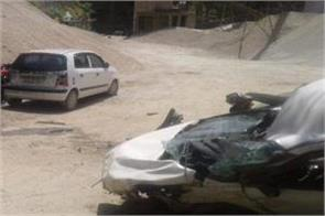 principal died in road accident