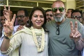priya dutt is ahead of urmila in terms of assets
