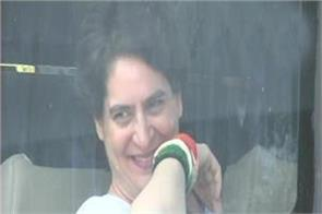 priyanka on amethi s 2 day tour meeting with officials