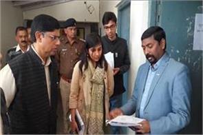 supervisor visit chamoli to take stock of election preparations