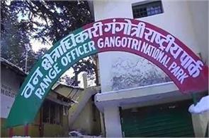 gate opened of ganotri national park 15 days ago