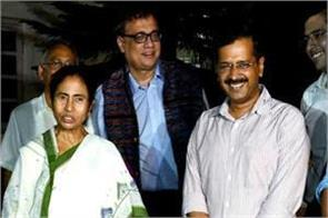 mamata does not want to vote appeal like kejriwal
