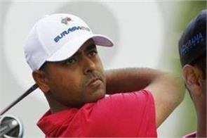 anirban lahiri and shubhankar sharma are on 22nd spot in zurich classic