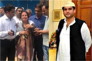 rohit tiwari mother statement