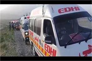 14 bus passengers shot dead in pakistan s balochistan province
