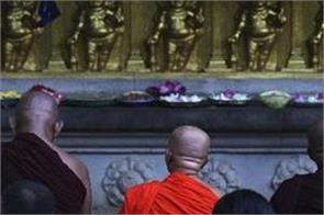 srilanka blasts intelligence receives inputs of attacks on buddhist temples