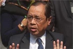 supreme court ranjan gogoi arun mishra general tushar mehta