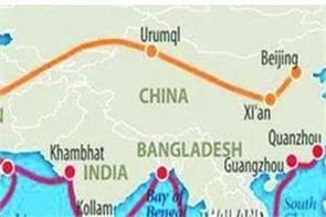china accepted that arunachal pradesh and jammu kashmir is a part of india