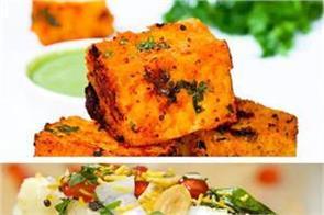 tandoori dhokla and dhokla dabeli sandwich recipe