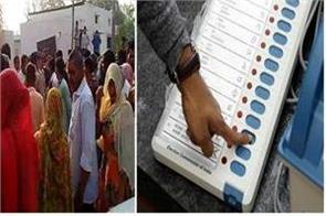 bijnor vote against lotus on pressing button of elephant