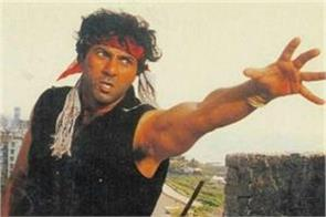 two and a half kilo arm with bjp sunny deol on twitter
