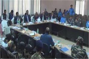 meeting done between india and nepal officers