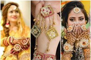 fancy gota jewellery designs