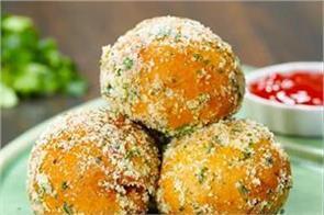 yum fried pizza balls rrecipe