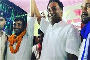 actor prakash raj arrives in begusarai to campaign in favor of cpi