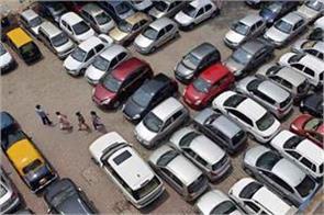 slow pace of passenger vehicles sales