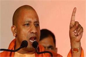 yogi targets on sp bsp rally