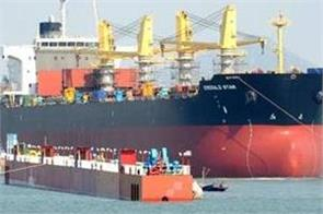 indian sailor missing from ship off dubai coast abu dhabi