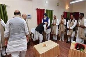 narendra modi varanasi lok sabha seat amit shah rajnath singh