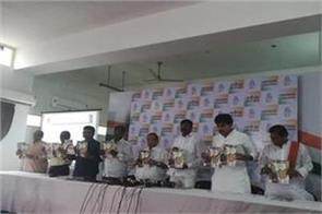 congress manifesto in odisha promise to forgive crop loan up to rs 2 lakh